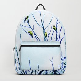Goldfinches in a Tree Backpack