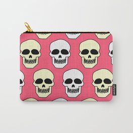 Skull pattern Carry-All Pouch