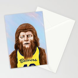 Teenwolf Stationery Cards
