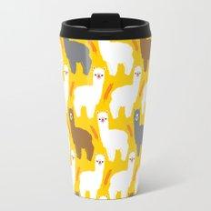 The Alpacas Travel Mug