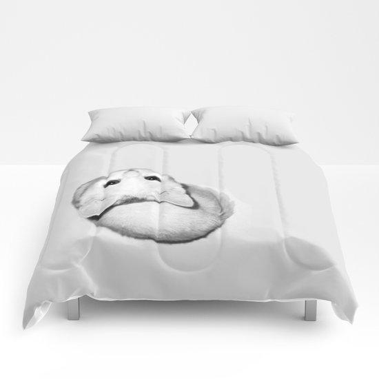 cat meow Comforters