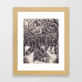 Fugitive Framed Art Print