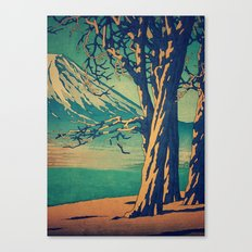 Late Hues at Hinsei Canvas Print
