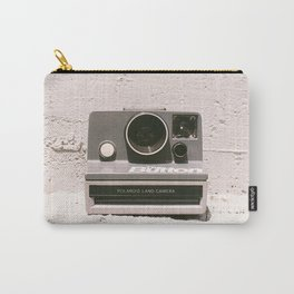 The Button, 1981 Carry-All Pouch