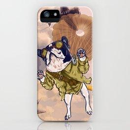 Para•Cão iPhone Case