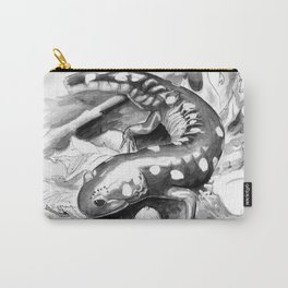 Salamander Study Carry-All Pouch