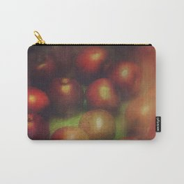 Once Upon a Time a Red Apple Carry-All Pouch