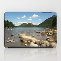maine iPad Cases featuring Maine by Raymond Earley