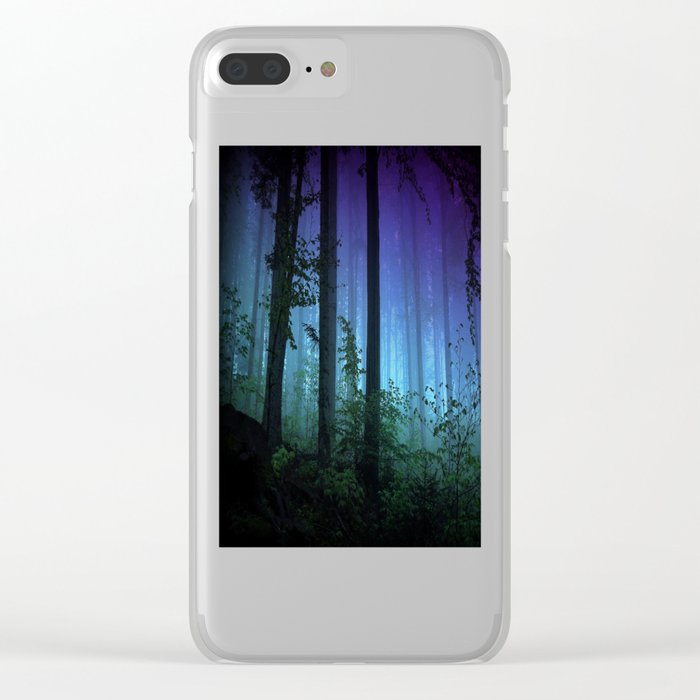 game of tones Clear iPhone Case