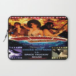 Vixen Highway 2006: It Came from Uranus! (2010)'. – Movie Poster Laptop Sleeve