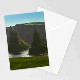 Sea Stacks at Duncansby Head Stationery Cards