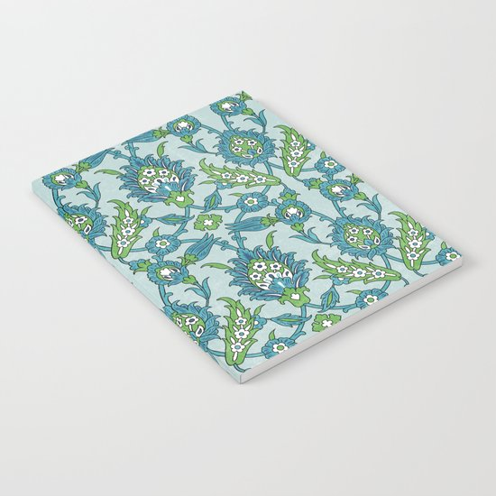 Floral ornament Notebook