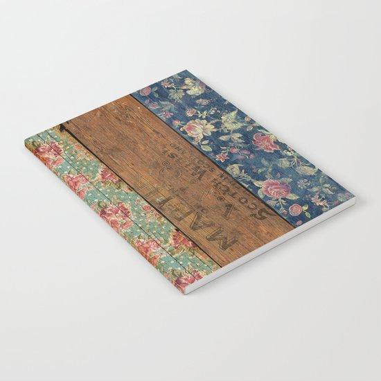 Barroco Style Notebook