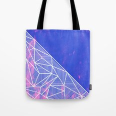 B Rays Geo Punk Tote Bag