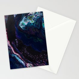 Deep space Stationery Cards