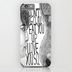 Wild Things iPhone 6 Slim Case
