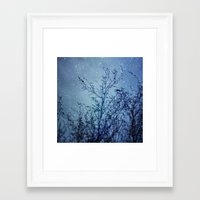 heaven Framed Art Prints featuring Heaven by The Last Sparrow