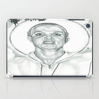 britney iPad Cases featuring Holy Britney by Jimmy Lee
