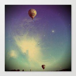 Magical Sky Canvas Print