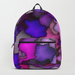 Purple & Pink Backpack