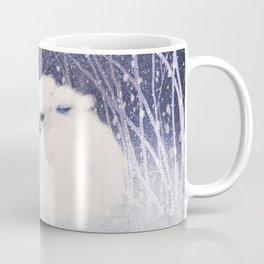 Winter Bunnies Coffee Mug