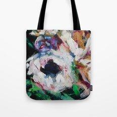Blurred Vision Series - Ranunculus Bouqet No. 1 Tote Bag