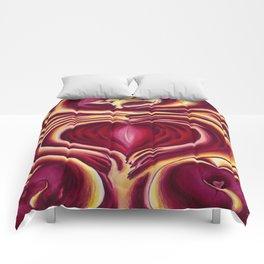 4 of hearts Comforters