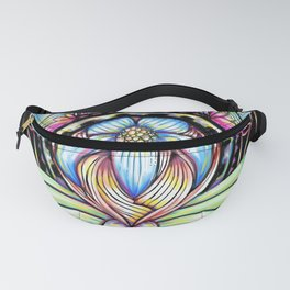 wing blossom Fanny Pack