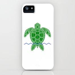 Magic Square Turtle iPhone Case