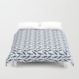 Whale Shark Pattern Duvet Cover