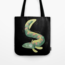 Wiggly Fish Tote Bag