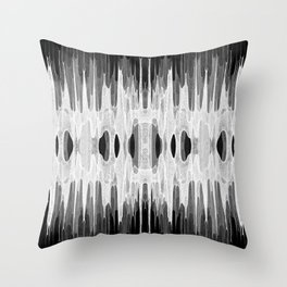 MESH COMPONENTS SECTION 02 Throw Pillow