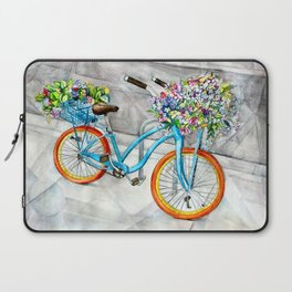Cheerful Ride Laptop Sleeve