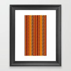 day 001 Framed Art Print