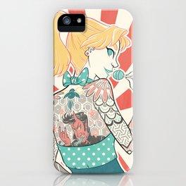 Johnny Kobayashi iPhone Case