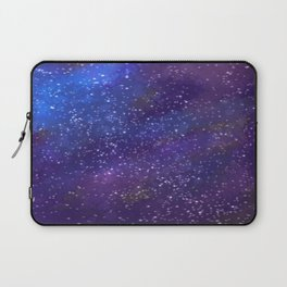 Starlit Space Laptop Sleeve