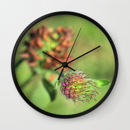 RedShift #3 Wall Clock