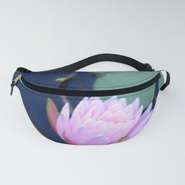 Pink Water Lily #2 Fanny Pack