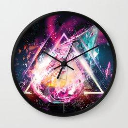 ERROR ULTRA Wall Clock