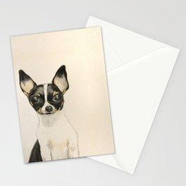 Chihuahua - the tiny dog Stationery Cards