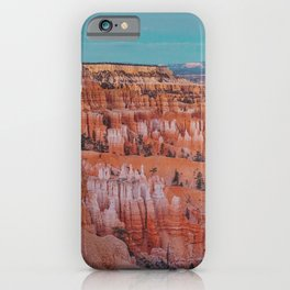 A Western Outlook - Bryce Canyon, Utah iPhone Case
