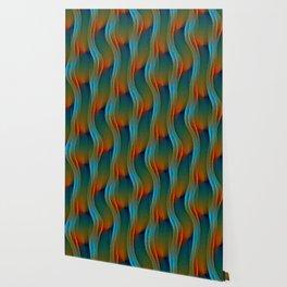 Aurora Oil Wallpaper
