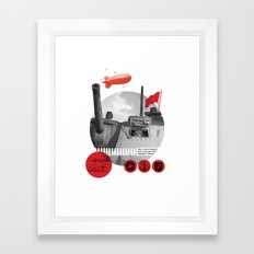 You Can Quote Me - Margret Atwood Framed Art Print