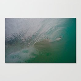 Open ended ocean Canvas Print