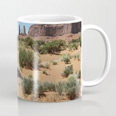 Monument Valley Horse Carcass Mug