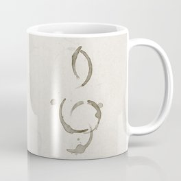 The Treble Clef Coffee Mug