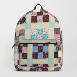 Large Quilt Backpack