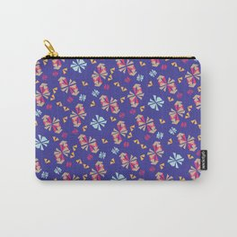 Caballito Flor Carry-All Pouch