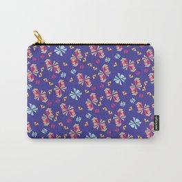 Caballito Flor Carry-All Pouch