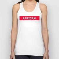 african Tank Tops featuring AFRICAN by Iman Bss - BssStore